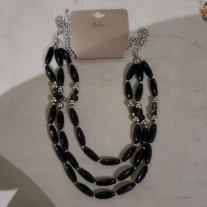 Ballet 3 Strand Necklace